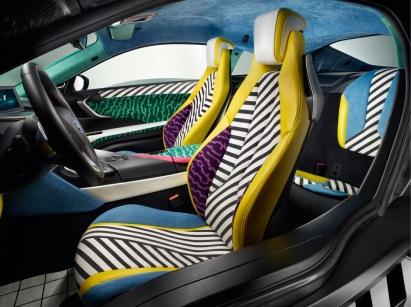 "Edition spéciale BMW i ""Memphis Design"""