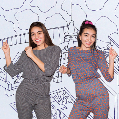 Collection Nathalie Du Pasquier pour American Apparel