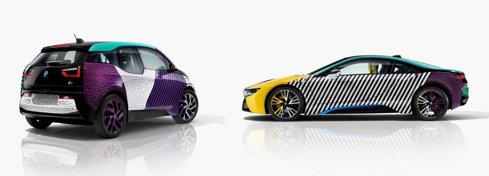 Edition spéciale BMW i « Memphis Design »