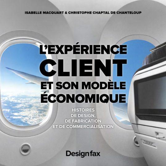 couverture l'expérience client design fax