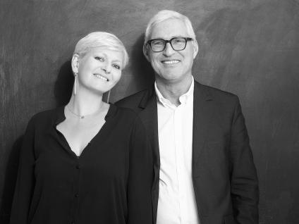 Isabelle Macquart et Christophe Chaptal de Chanteloup