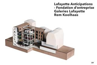 Fondation d'entreprise Galeries Lafayette - Rem Koolhaas