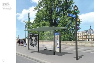 JCDecaux - Aurel design urbain